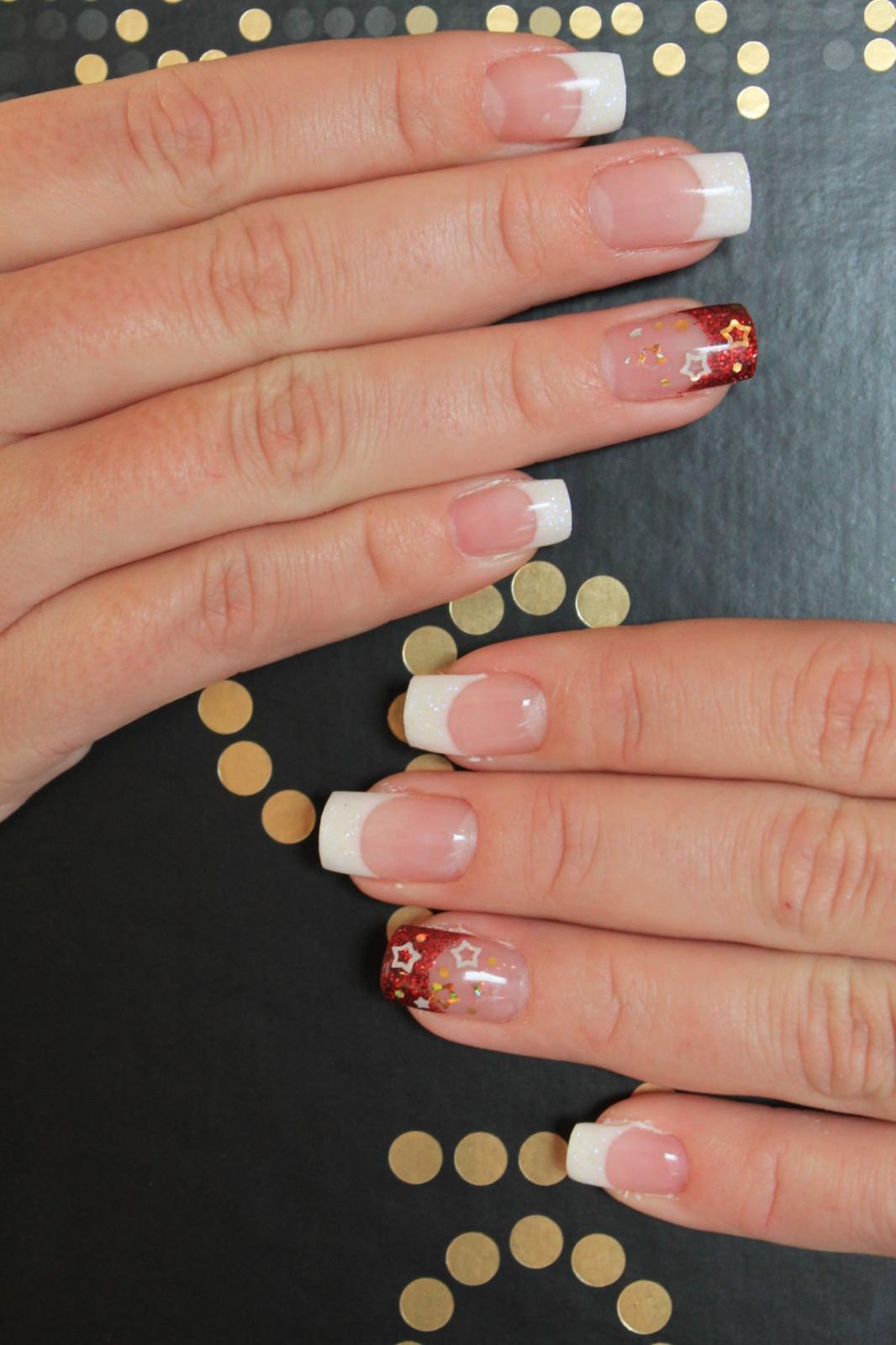 nyårs naglar - Salong Be Lövely